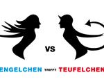 Engel-Teufel-Logo