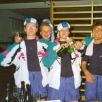 Aufstieg in Kreisliga-1991