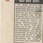 Kronen Zeitung 16.10.1970