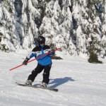 Snowboardfahren ist nicht schwer