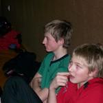 Michael und Patrick