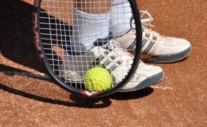 Alles was man zum Tennis braucht