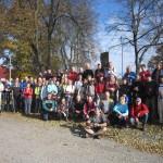Gruppenfoto in Oberhaid