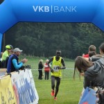 Vorjahres-Sieger Elisha Kiprotich Sawe-