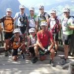 Mandi, AloisR; Robert; Dominik; Hans; Conny; LoisN; Goggi; Ernst