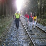Entlang der Mühlkreisbahn