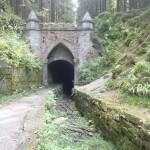 Tunnelportal am Schwemmkanal