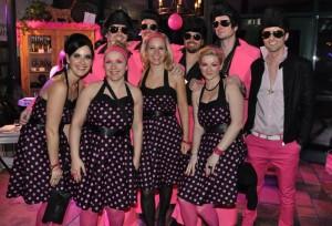 50er Pink