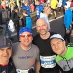 Viertelmarathon Starter