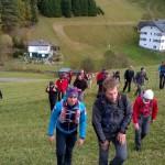 10 Anstieg nach Sarleinsbach