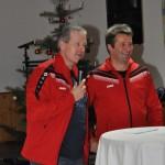06 Andi coacht die U11 - gemeinsam mit Michael, der sich per Videobotschaft meldete