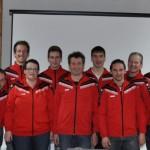 12 unsere Nachwuchstrainer (auf dem Foto fehlen Willi und Michael)