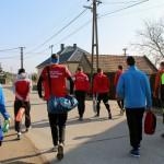 03 nach der Ankunft in Ungarn geht es ab zum ersten Training