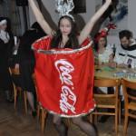 Eine Dose Cola