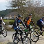 11 Gruppe 2 mit 38 Kilometern