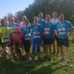 Viertelmarathon 2017
