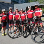 03 beim Start in Oberwiesenthal