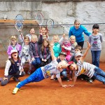 Kindertennis VS