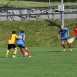 02 die Saison beginnt mit einem hochklassigen Reserve-Match