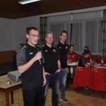 07 Pippo, Andi und Max - das Trainerteam der U13