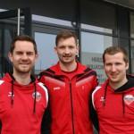 26_ein zufriedenes Trainer-Trio