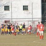 02 Spiel gegen Neustift - wir starten mit einem 2-2