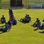 09 Spiel gegen Sarleinsbach - Rückschlag für das aufstrebende Team, wir verlieren 1-4