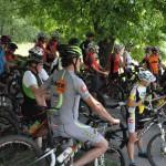 Kurzanweisung für die lange Mountainbike-Tour