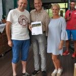 Hans freut sich über ein Wellnesswochenende im Hotel Guglwald
