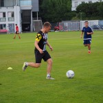 37 Dominik am Ball