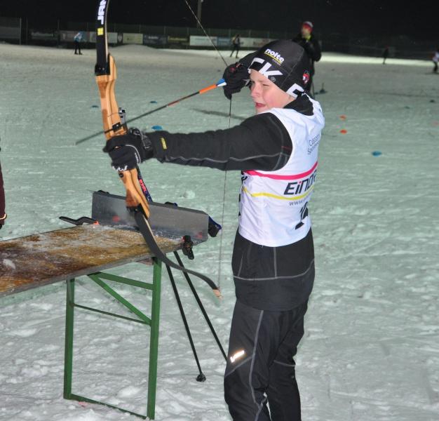 1. Auftaktsieg fr Florian Schwentner! - Sportunion Eidenberg