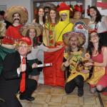 Mexikaner hinter der Mauer