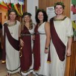 auch Römer waren zu Gast